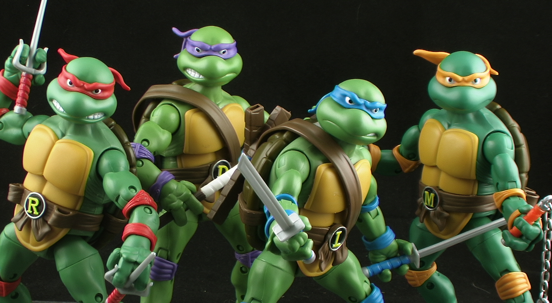 12 Facts About The Teenage Mutant Ninja Turtles You Didn't Know