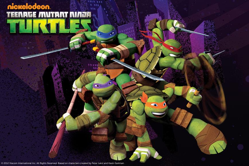 Teenage Mutant Ninja Turtles | Playmates Toys, Inc