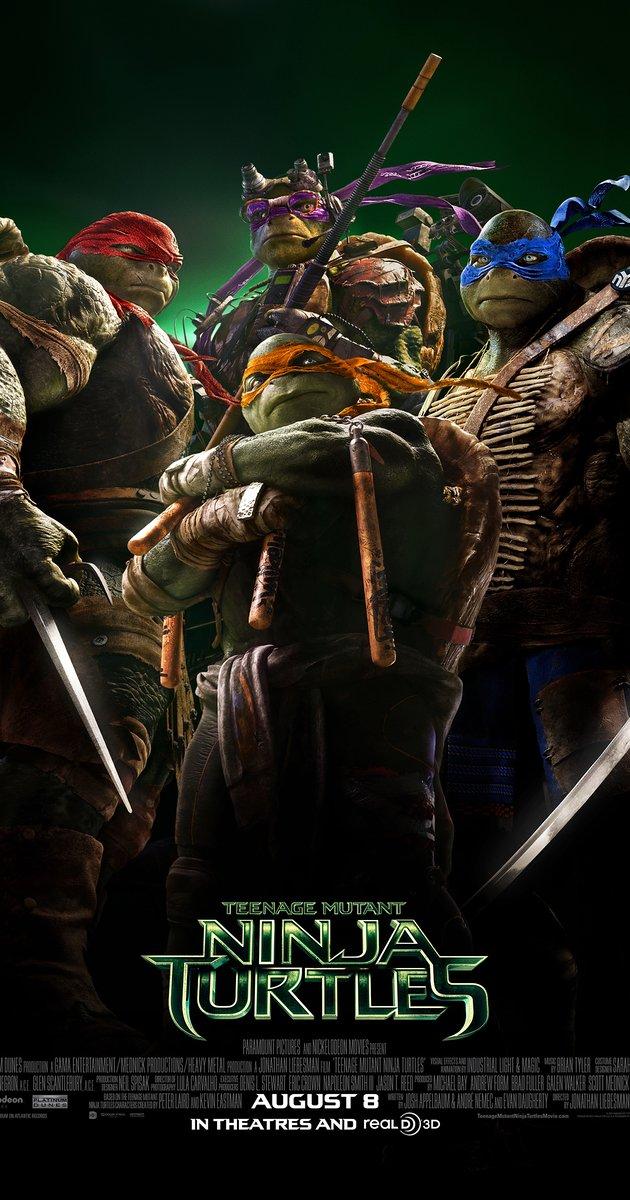 Teenage Mutant Ninja Turtles (2014) - IMDb