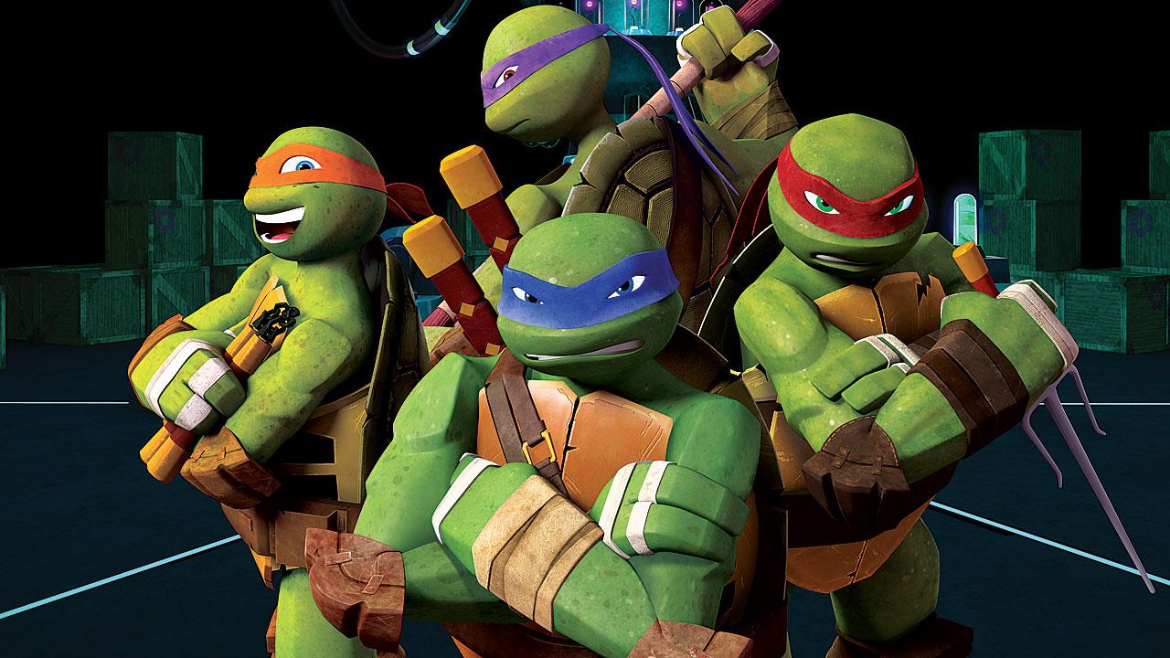 Watch Teenage Mutant Ninja Turtles Series 2 Online on Sky Go