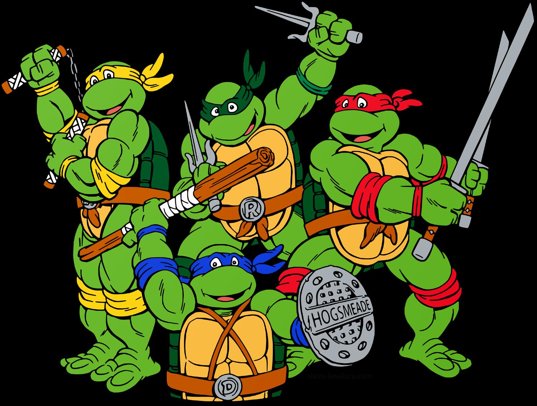Ninja Turtles, Hogwarts and Archetypes — Steve Lovelace