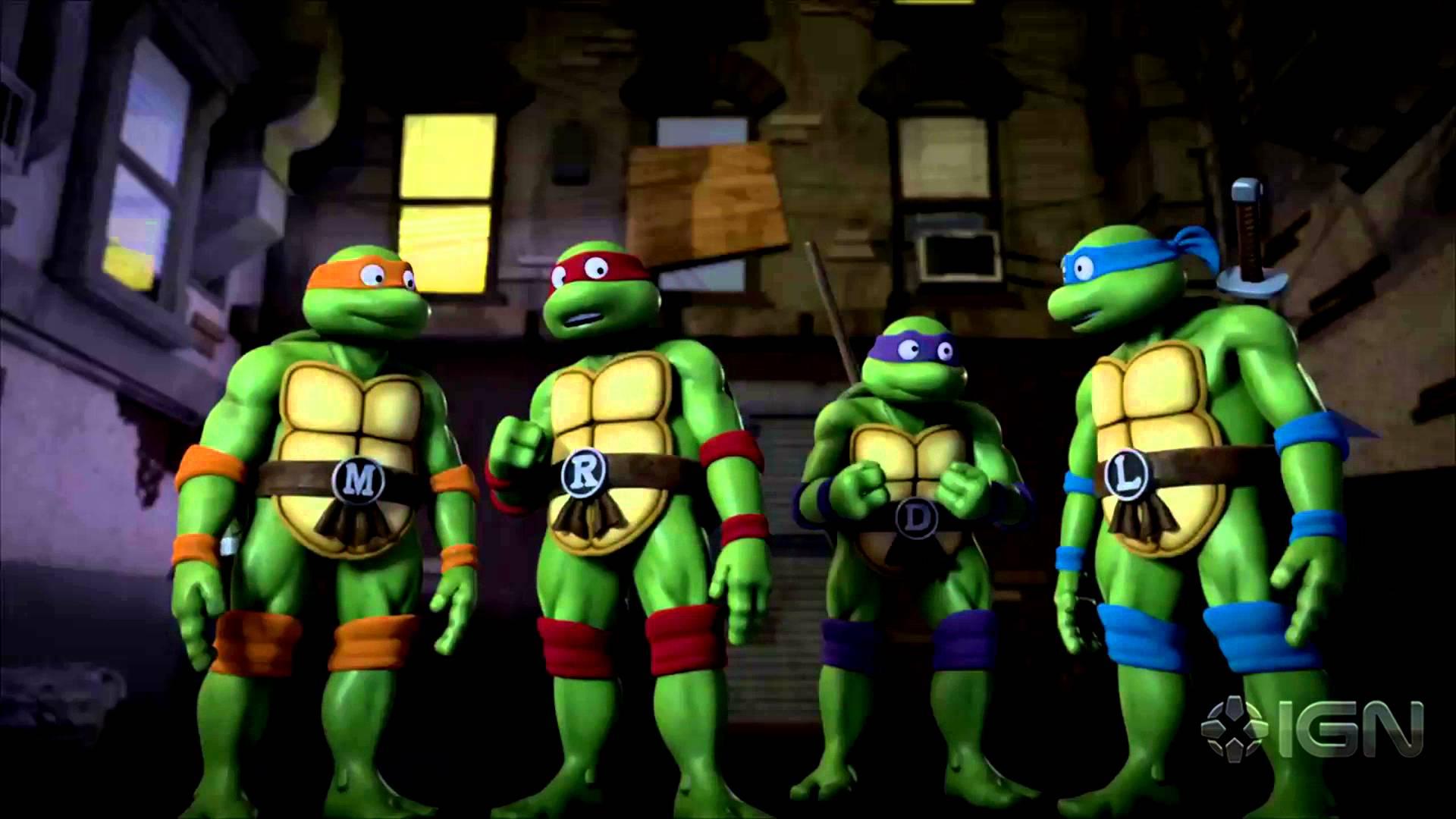 Teenage Mutant Ninja Turtles: The 1980s Animated Turtles Return