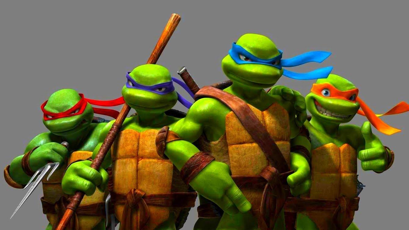 Ninja Turtles Cartoon Game - Teenage Mutant Ninja Turtles Full