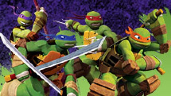 Teenage Mutant Ninja Turtles: Turtle Mixtape