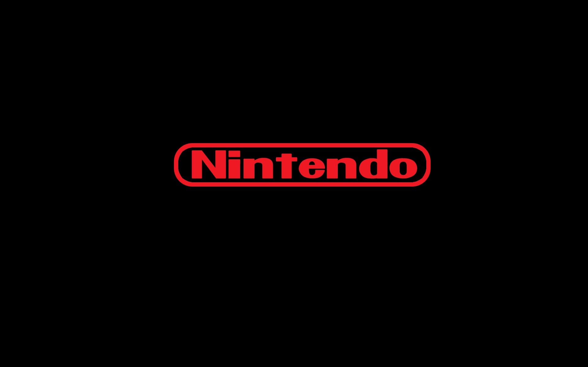 Nintendo Logo Wallpaper Page 1