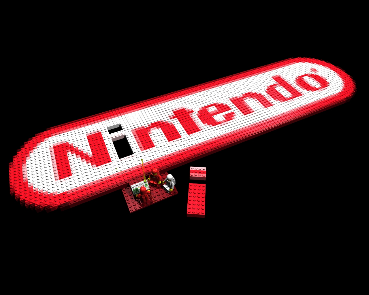 Nintendo Logo Wallpaper Phone – Epic Wallpaperz