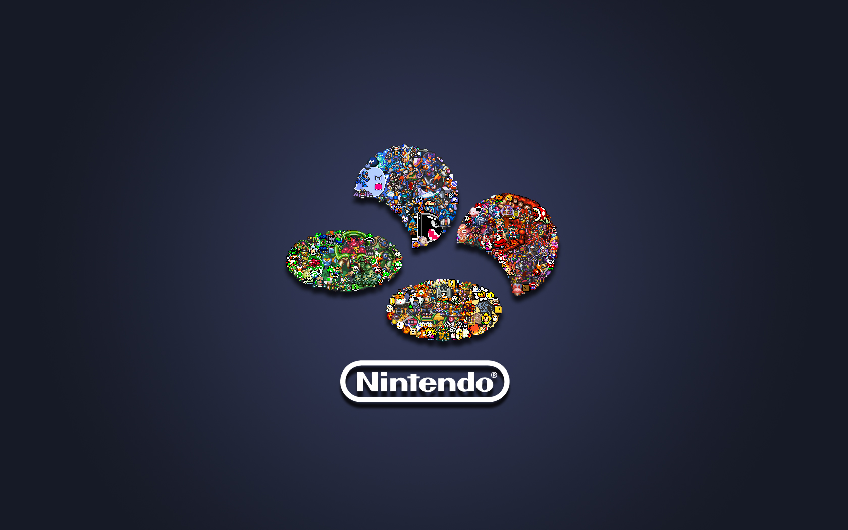 Nintendo Logo Wallpapers High Resolution – Epic Wallpaperz