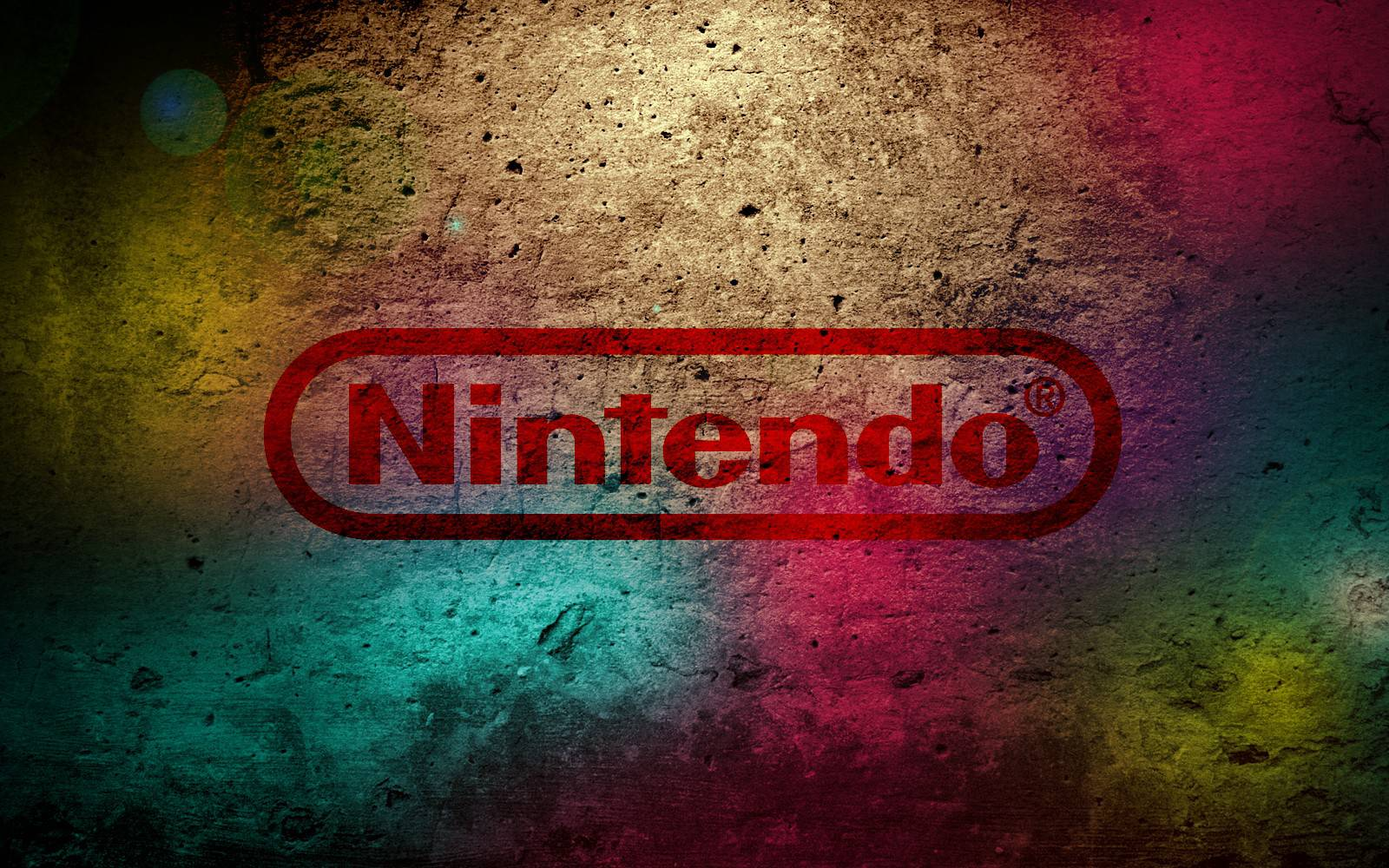 Nintendo Logo Wallpapers Group (67+)