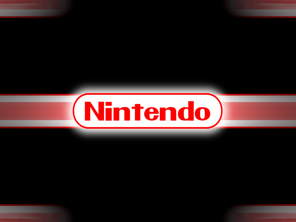 DeviantArt: More Like Nintendo Logo Wallpaper by Desidus