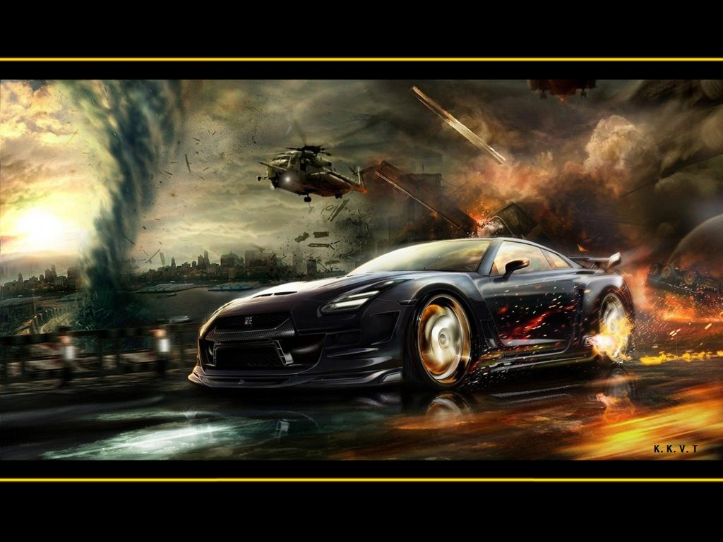 Nissan Skyline R35 Wallpaper Sf Wallpaper