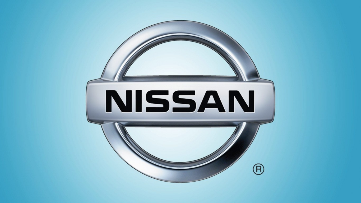 Nissan Logo Wallpapers Group (66+)