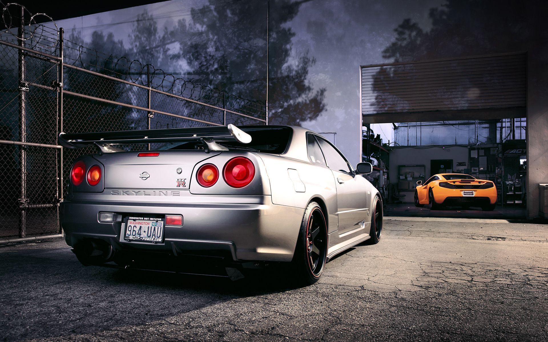 Nissan Skyline GTR R34 Wallpapers Group 89