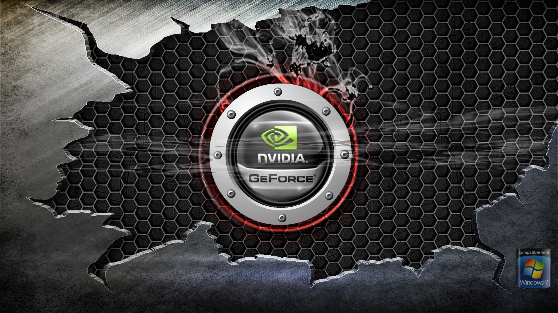 nvidia desktop wallpaper - sf wallpaper