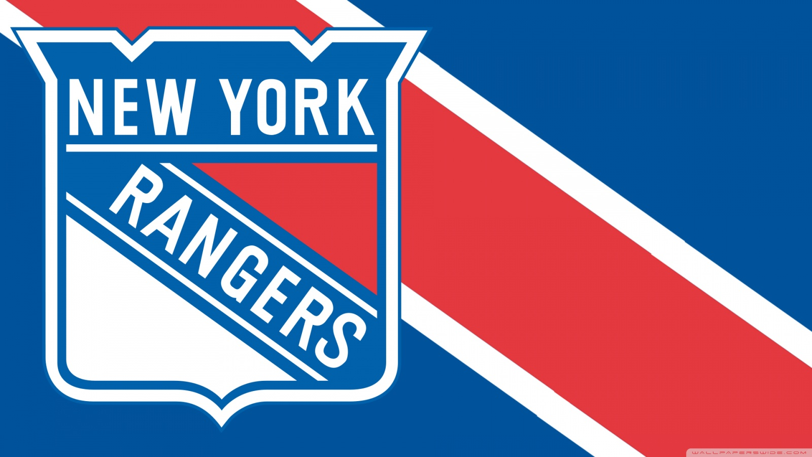 New York Rangers HD desktop wallpaper : Widescreen : High
