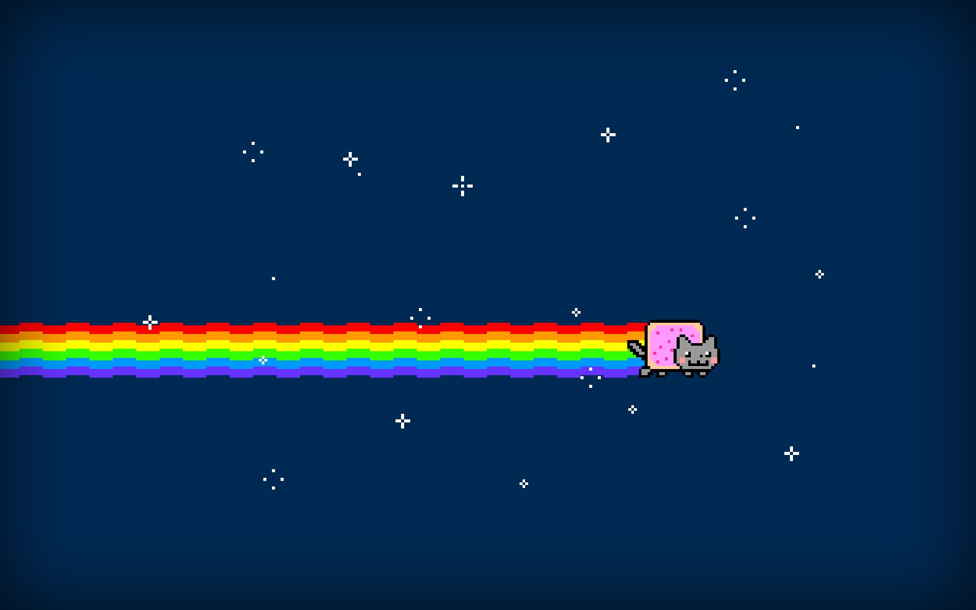 Nyan Cat Amp Tac Nayn Wallpaper