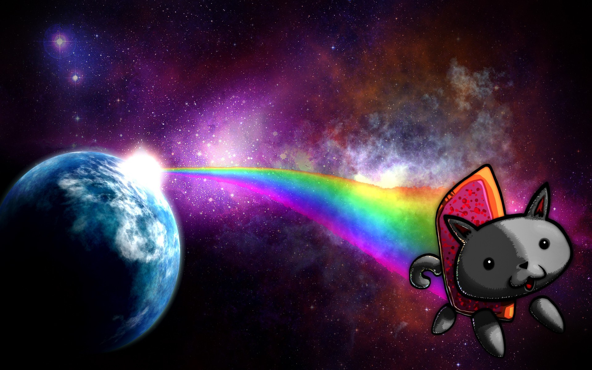 Free Download Nyan Cat Backgrounds