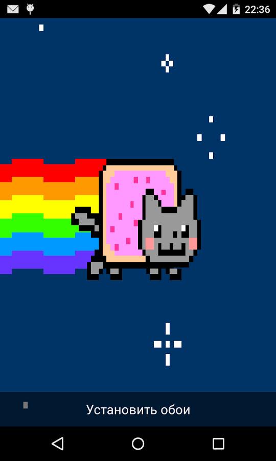 Nyan Cat Wallpaper Sf Wallpaper