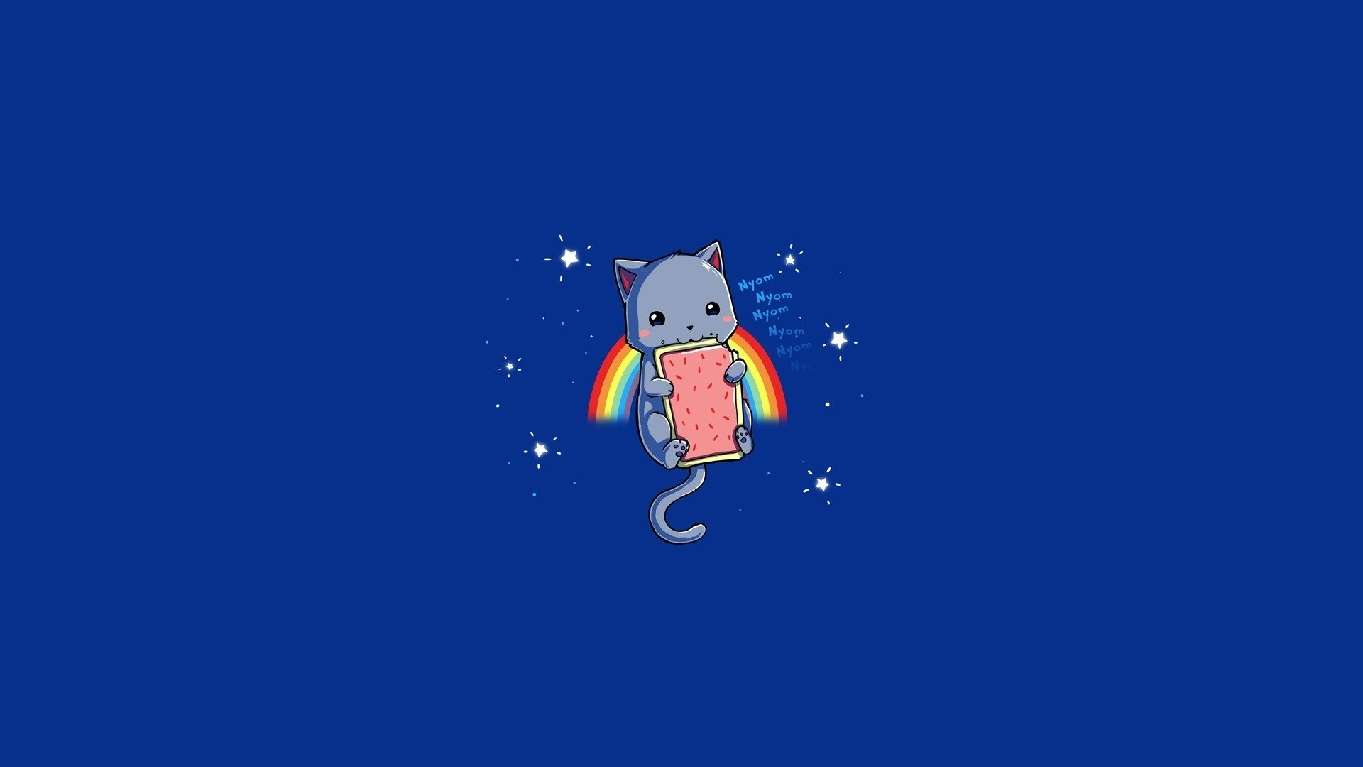 4 Nyan Cat HD Wallpapers | Backgrounds - Wallpaper Abyss