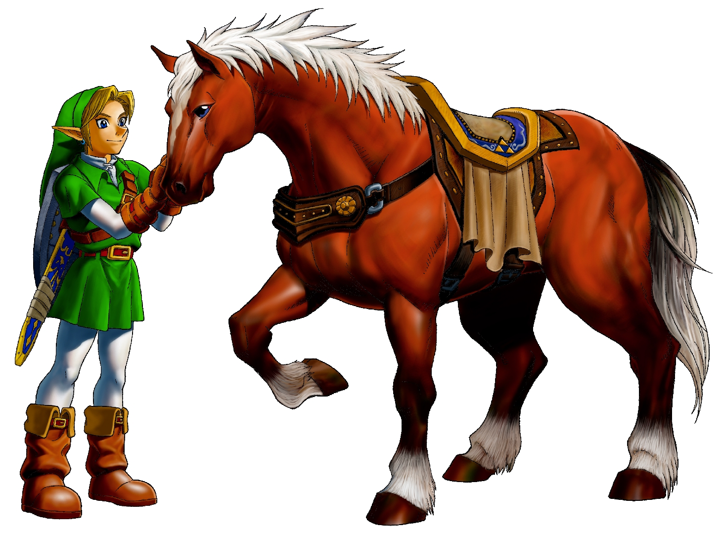 ocarina of time vs 3ds