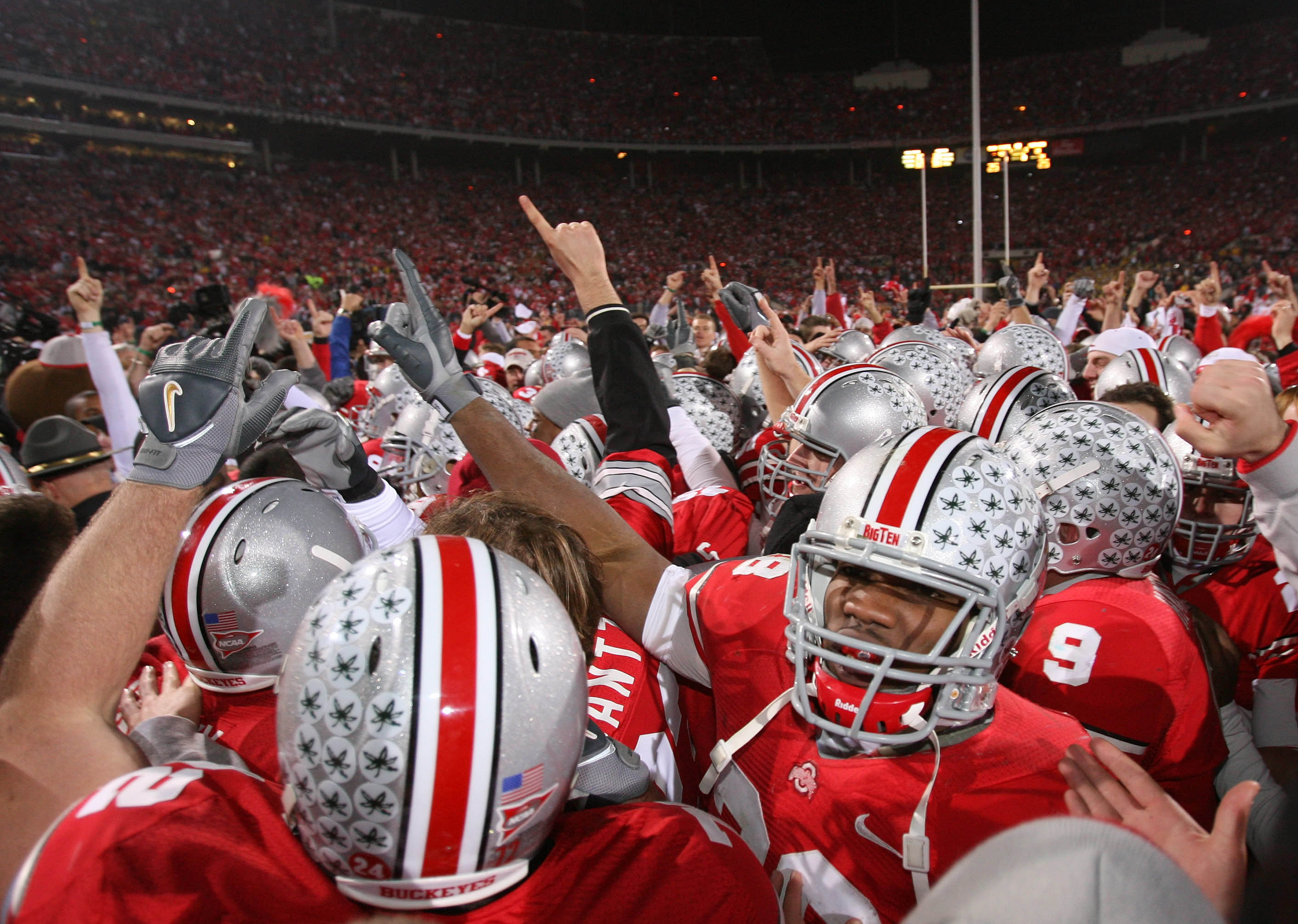 Ohio State Buckeyes Football Wallpapers | PixelsTalk Net