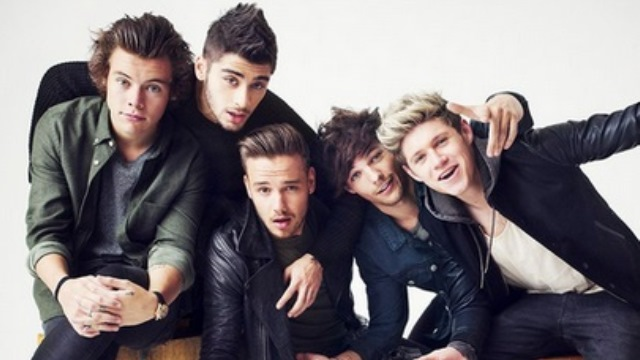 What the new One Direction press shot tells us about the band's