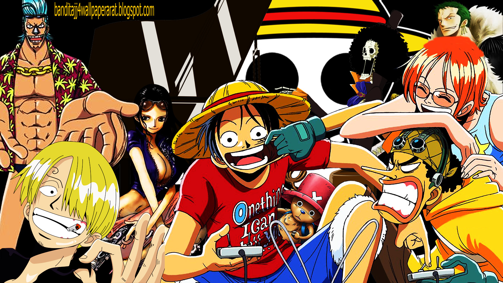 One Piece Background Wallpaper Download Sf Wallpaper