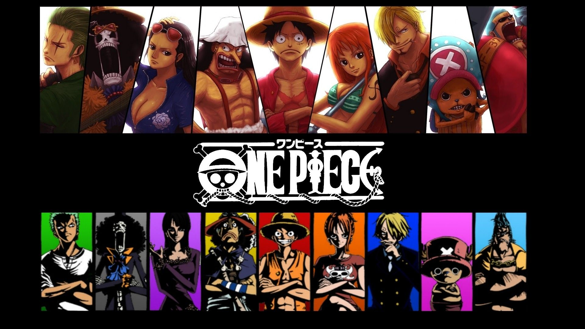 One Piece Backgrounds Sf Wallpaper