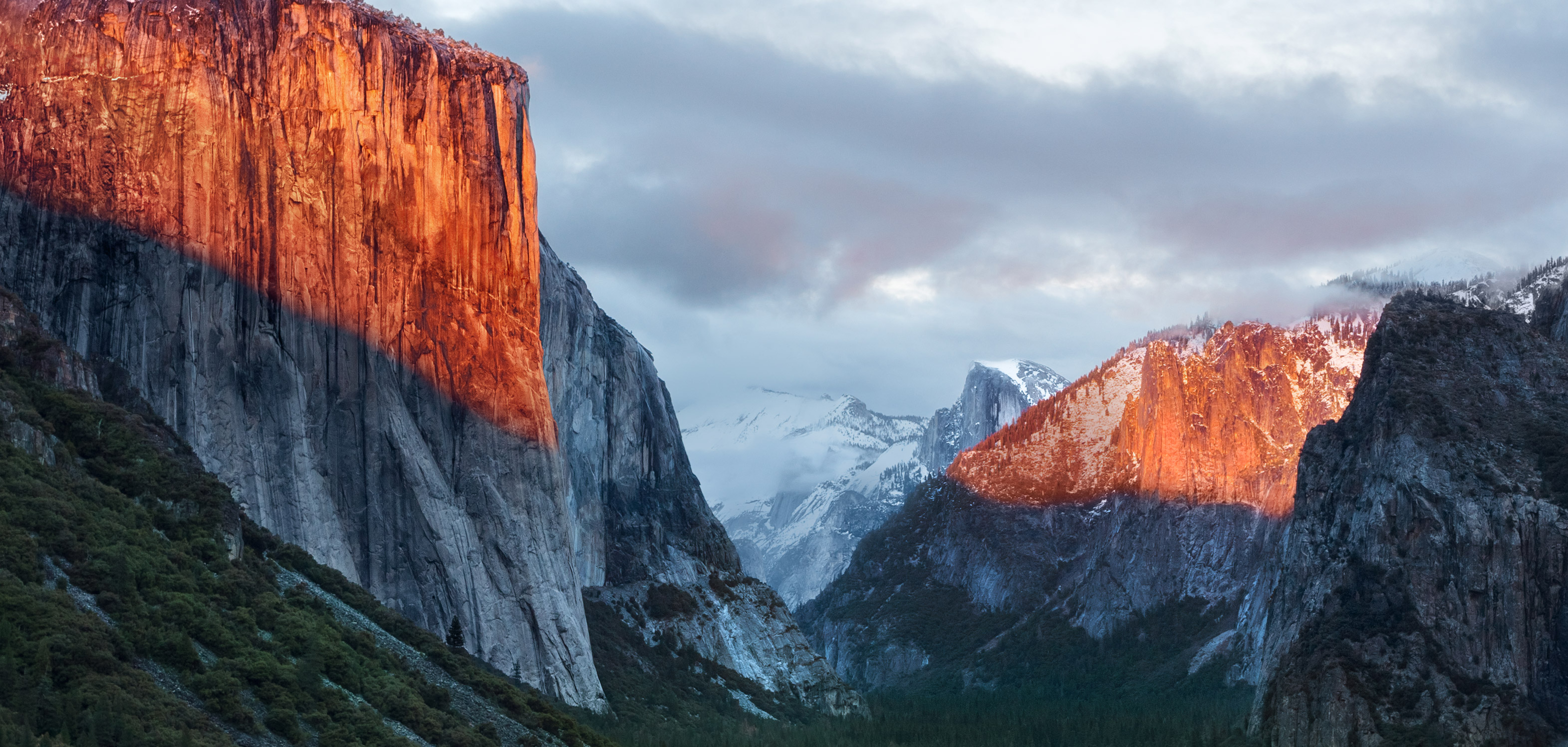 How to get the OS X 10 11 El Capitan wallpaper right now