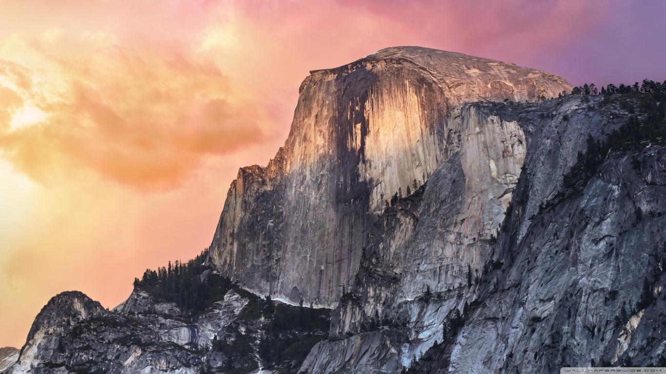 OS X Yosemite HD desktop wallpaper : Widescreen : High Definition