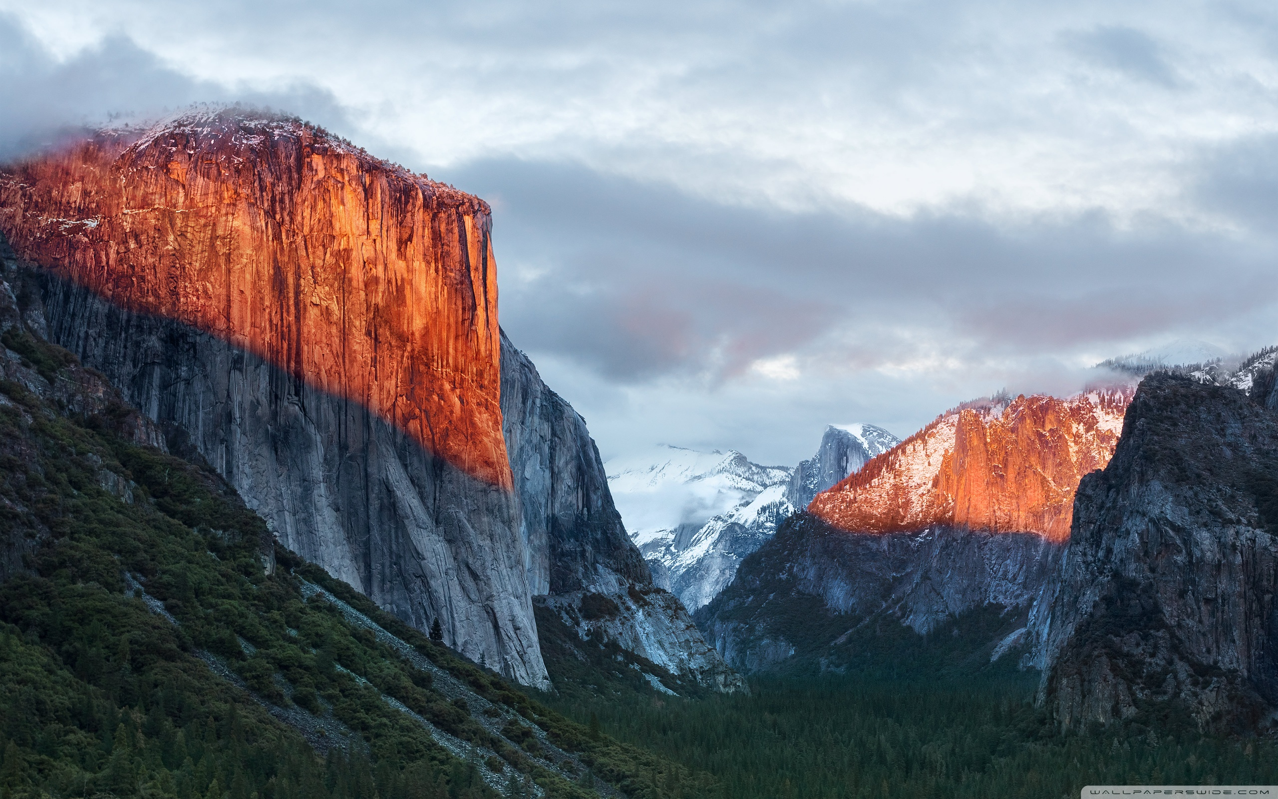OS X El Capitan HD desktop wallpaper : High Definition