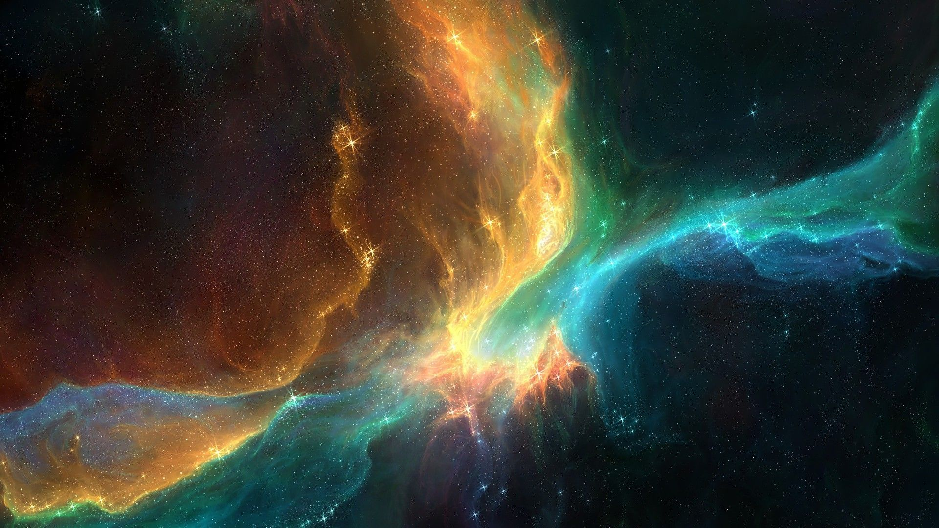outer space wallpaper - sf wallpaper