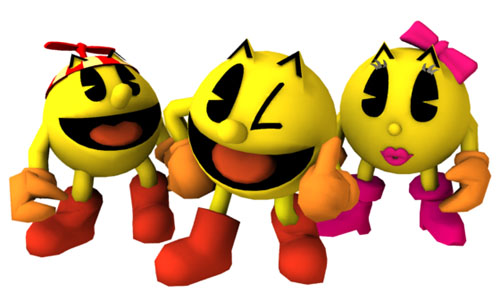 Pac-Man's Family | Pac-Man Wiki | Fandom powered by Wikia