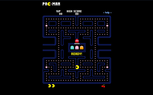 Pacman - Chrome Web Store