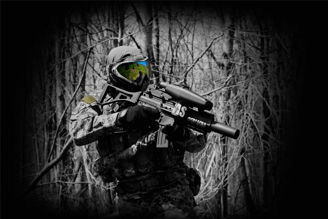Paintball Wallpaper #6805094