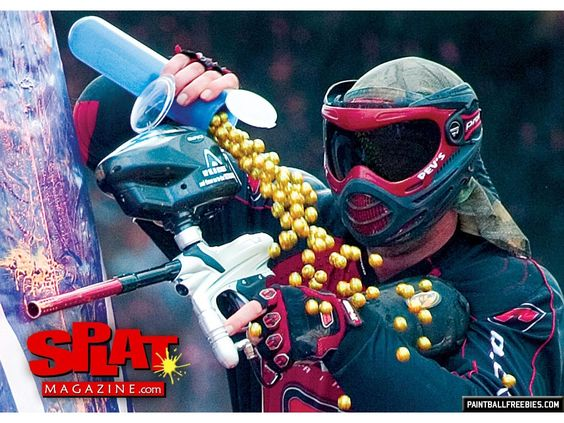 paintball wallpaper | Cool Paintball | Make up | Pinterest