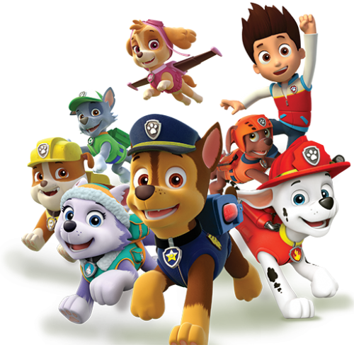 Welcome | PAW Patrol Live! Race to the Rescue
