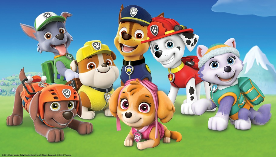 Paw patrol images - SF Wallpaper