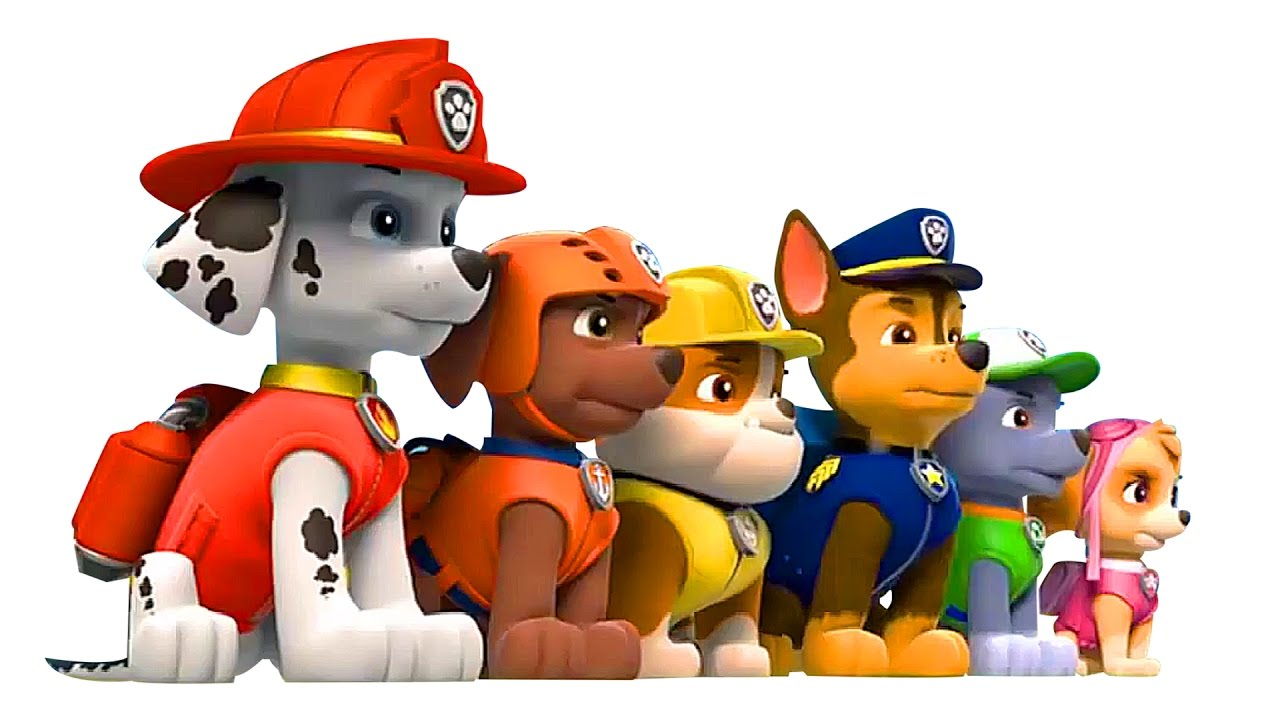 Paw Patrol Coloring Pages ABC Alphabet Song Episode 2 - Paw Patrol