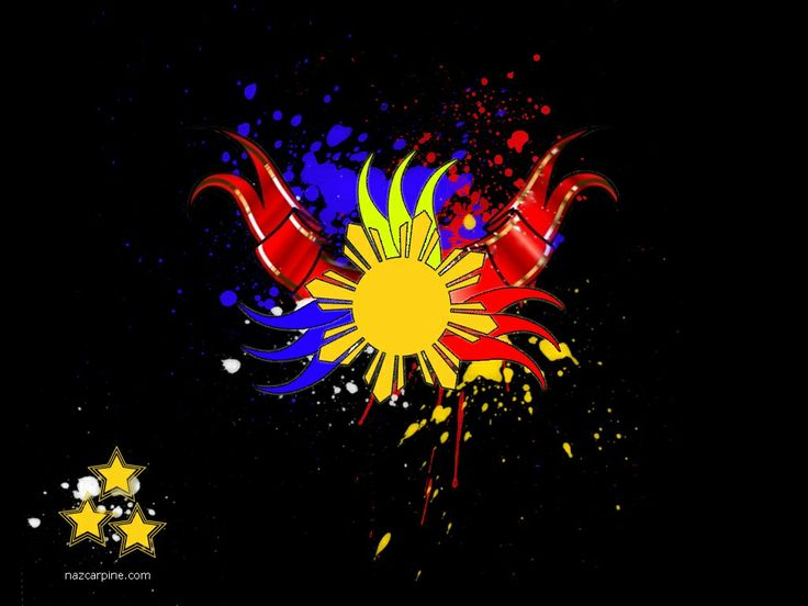 Philippine flag by Endroe ...