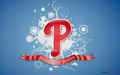 luther vandross: Phillies Logo Wallpaper