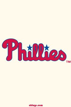 Philadelphia Phillies iPhone Wallpaper Background | MLB WALLPAPERS