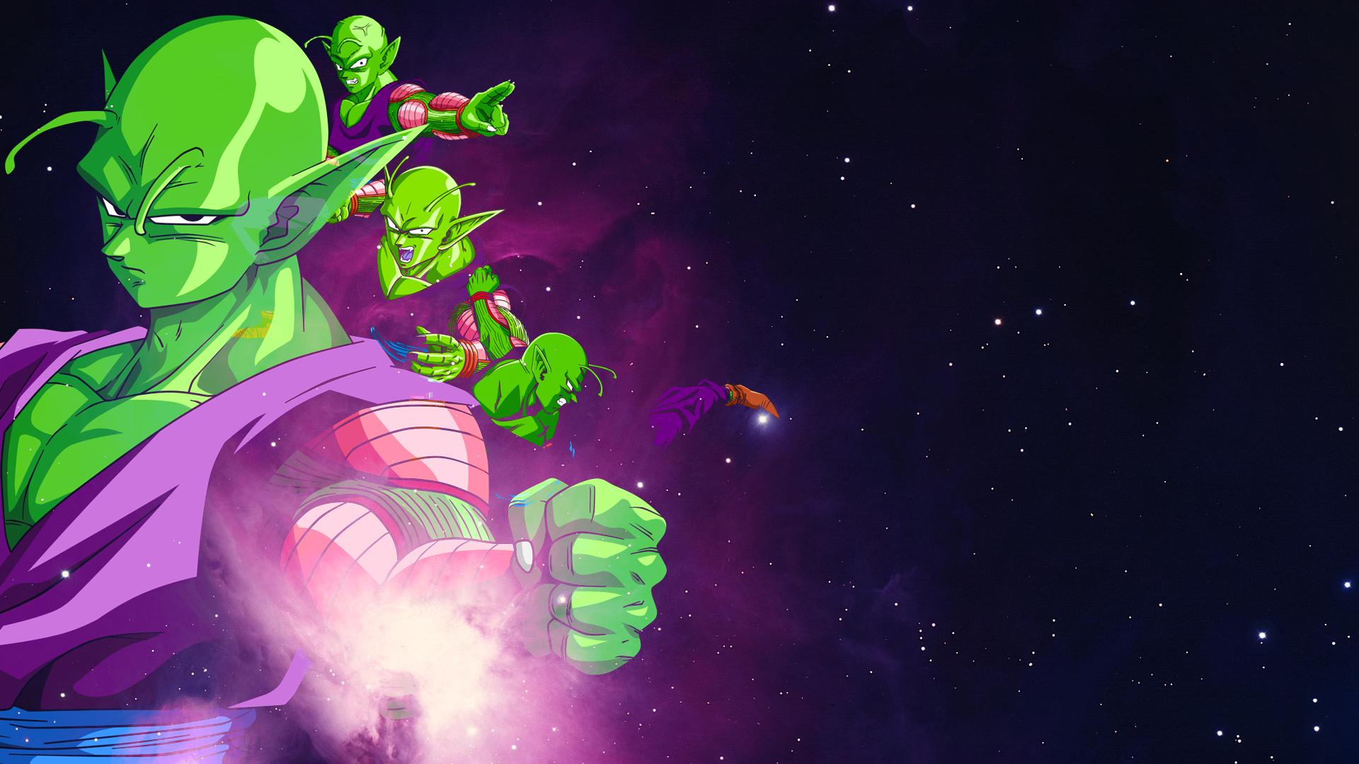 Piccolo Namekian Saviour By Son Of Bardock On DeviantArt