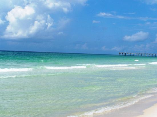 View of the beach - Picture of Pensacola Beach, Pensacola Beach