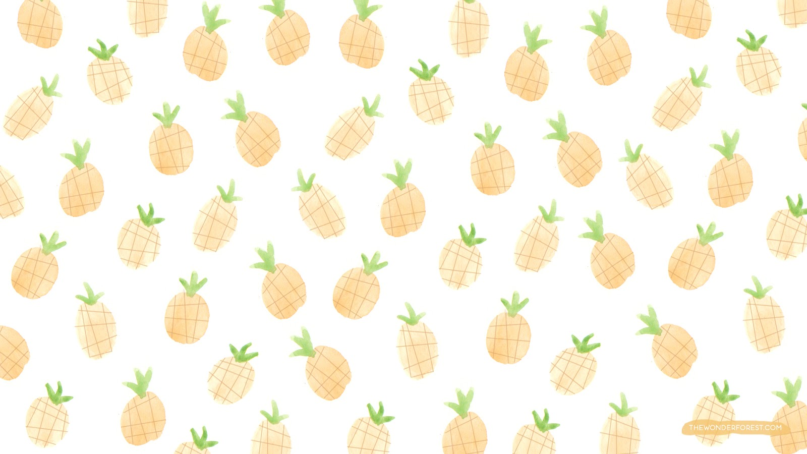 Fruity iPhone and Desktop Wallpapers - Wonder Forest