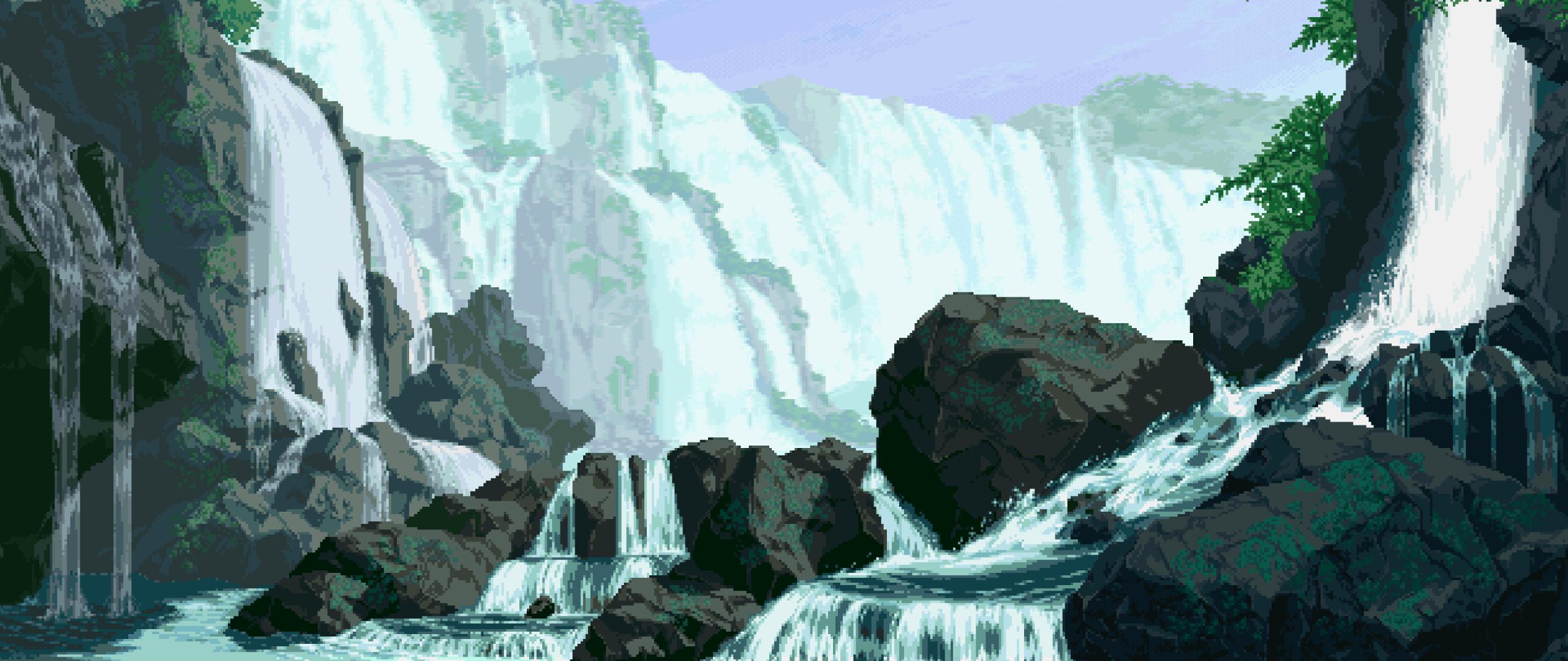 Pixel Art Wallpaper Sf Wallpaper