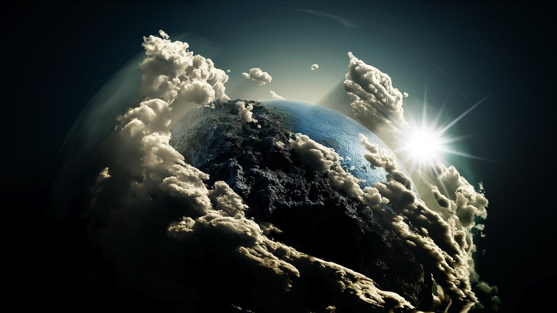 planet earth wallpaper hd - sf wallpaper