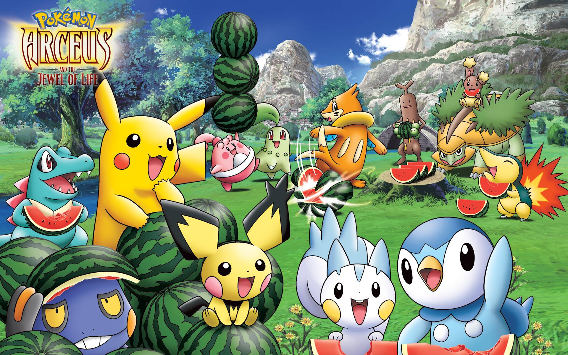 Pokemon Anime Wallpapers - Wallpaper Cave