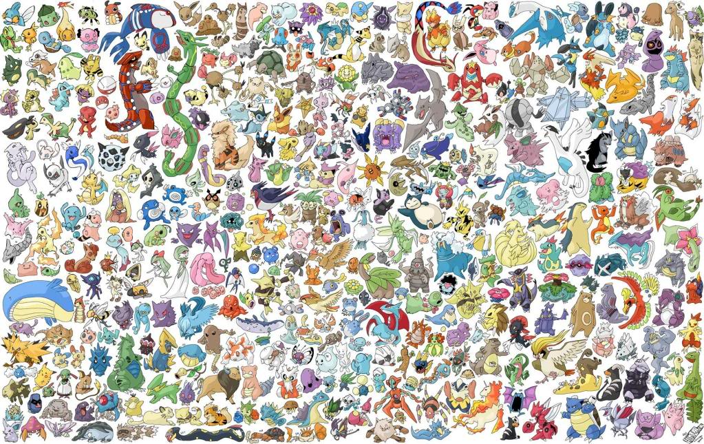 Pokemon Backgrounds Pictures Group (85+)