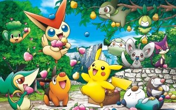 1584 Pokemon HD Wallpapers | Backgrounds - Wallpaper Abyss