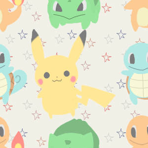 Welcome!, Pokemon backgrounds for your tumblr!